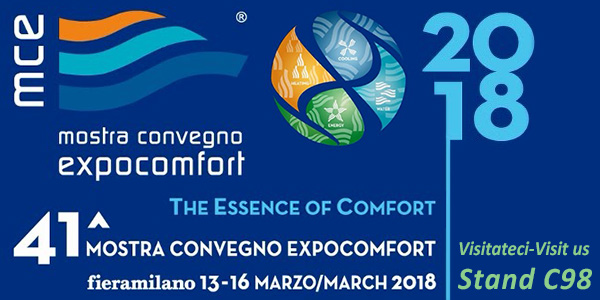 MCE 2018 Global Comfort Tecnology